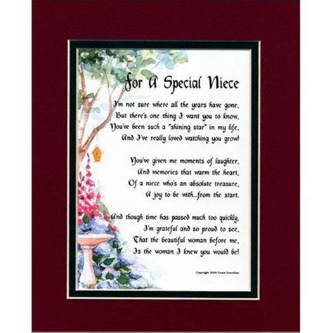 niece poems  quotes niece poem image search results quotespoems