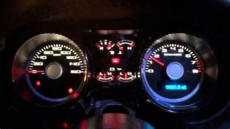 mustang custom gauges blackcat custom gauges 2011 mustang
