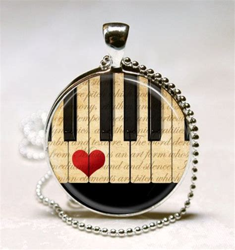 Musical Necklace Bronze Piano Kalung Musik Aksesoris Musik 41 best piano and artwork images on piano sheet and song notes