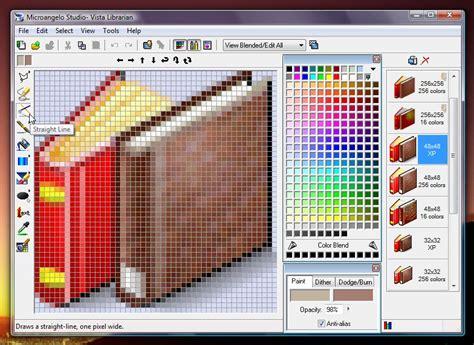 drawing editor icon editor precision drawing tools