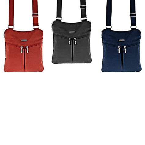 buy baggallini horizon crossbody bags from bed bath beyond