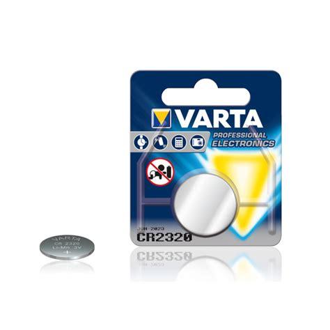 box domotique 2320 pile lithium varta cr2320 lot de 5 224 13 50 piles lithium