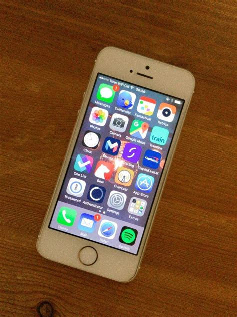 Iphone 5s 16gb Garansi Platinum Gold iphone 5s gold 16gb unlocked with new battery in rugby warwickshire gumtree