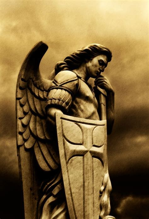 arc angel tattoo archangel michael visit zischke deviantart