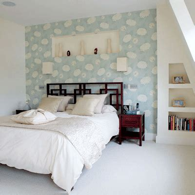 wallpaper bedroom ideas modern bedroom wallpaper one wall decoration trends