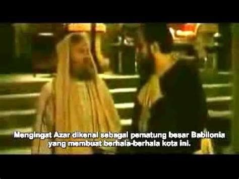 film nabi nuh sub indo film nabi ibrahim 2 subtitle indonesia youtube