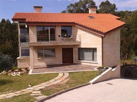 casas con chimenea fachadas de casas modernas con chimeneas