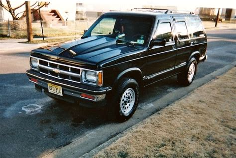 1993 chevy s10 blazer repair manual