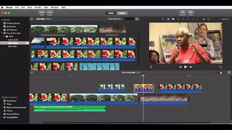 tutorial imovie 10 0 9 06 optimizing clips on timeline in imovie 10 0 9 youtube