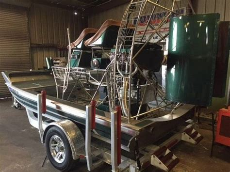 airboat undercoating 2015 hamant lycoming aircraft motor airboat and trailer