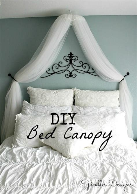 homemade canopy bed curtains diy bed canopy using an embroidery hoop and sheer
