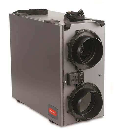 TrueFRESH Balanced Ventilation Systems NEW!   Honeywell ForwardThinking