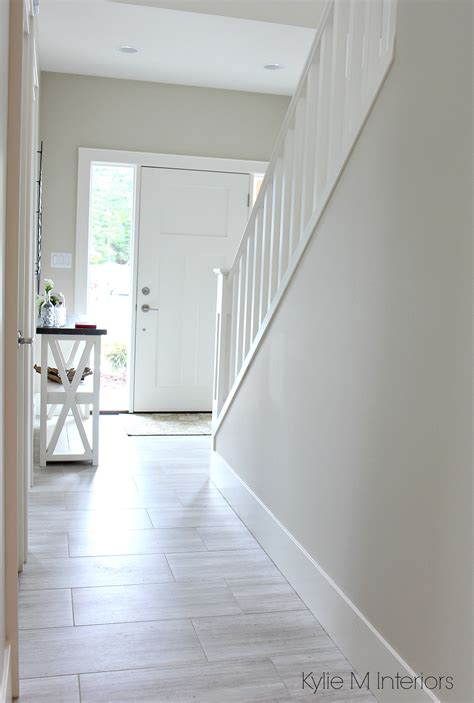 benjamin edgecomb gray is a great greige or gray paint color to lighten and brighten a
