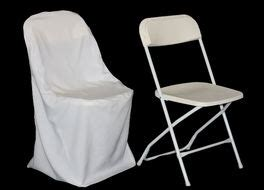black disposable folding chair covers plastic folding chair cover black or white polyester
