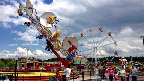 theme park upstate new york huck finn s playland opens for the season in albany new