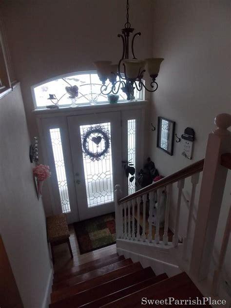 split level entryway light rest of house fixtures split level entryway house pinterest