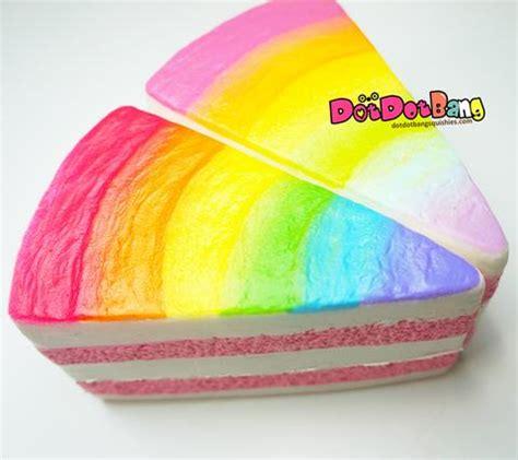 Squishy Licensed Chawa Mini Rainbow Cake Original dotdotbang squishy and kawaii gift store