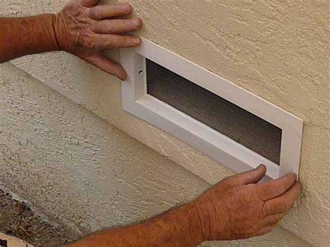 house foundation vents ezrvent fv100 foundation vent garage vent ezrvent