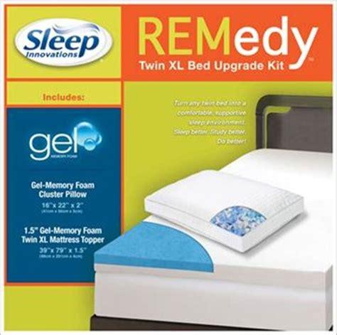 Sleep Innovations Pillow Costco by Sleep Innovations Novaform Gel Memory Foam Mattress Topper