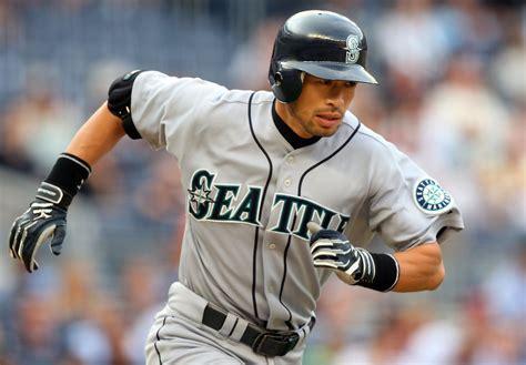 How Is Ichiro Suzuki Ichiro Suzuki In Seattle Mariners V New York Yankees Zimbio