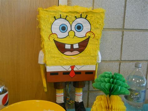 How To Make Spongebob With Paper - 110 best images about spongebob ideas on