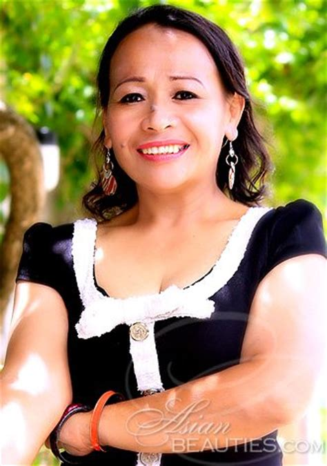 hair perm in cebu city philippines woman lucita from cebu city 52 yo hair