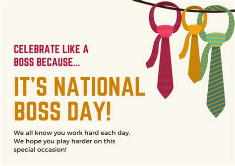 national s day card template with colorful necktie national day card