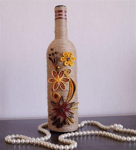 ideas de como decorar botellas de vino m 225 s de 25 ideas incre 237 bles sobre botellas de vino