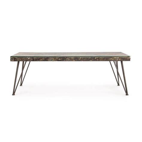 Lagos T Small Urban Style Coffee Table Metal With Top In Small Metal Coffee Table