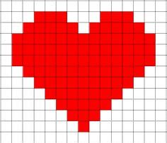 heart pattern on graph paper 1000 images about graph paper art on pinterest