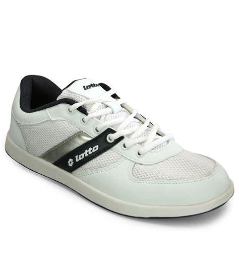 lotto milan white casual shoes buy lotto milan white