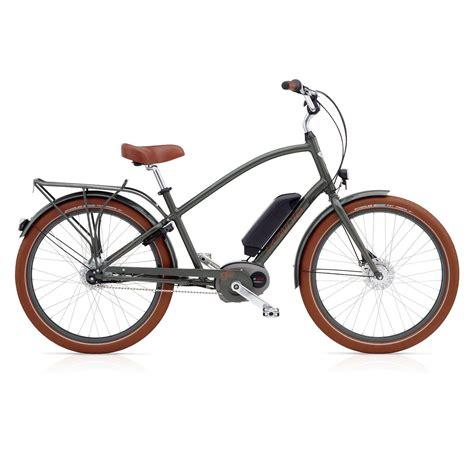 E Bike Cruiser by Electra Townie Go 8i Ebike Herren Bosch Motor Fahrrad