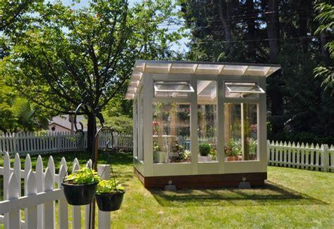 ten  ideas  modern garden shed  storage solution