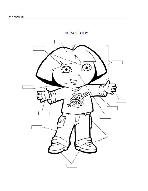 black out sections of pdf dora s body