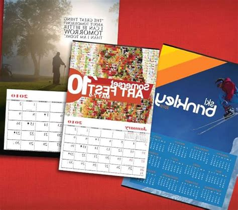desain kalender unik dan menarik cetak poster kalender degan desain unik menarik