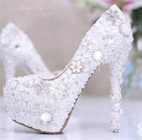 wedding shoes high heels shoes wedding shoes white shoes high heels wheretoget