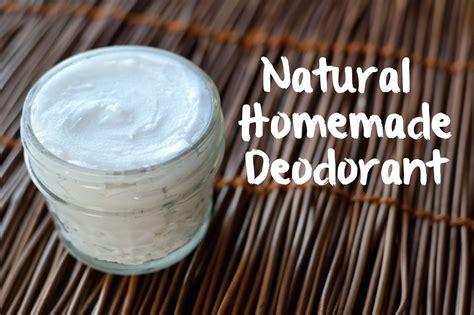 diy deodorant how to make deodorant 3 ingredients