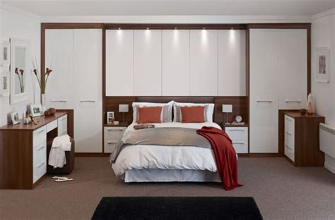 Decorating Ideas For Bedrooms 22 Fitted Bedroom Wardrobes Design To Create A Wow Moment