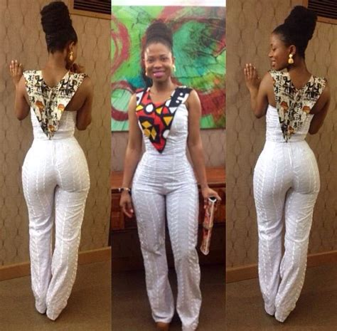 african traditional jumpsuits long and short africanprints africanfashion african prints pinterest