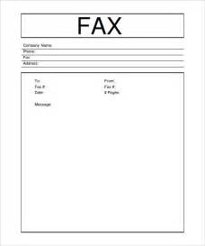 business fax cover sheet 10 free word pdf documents
