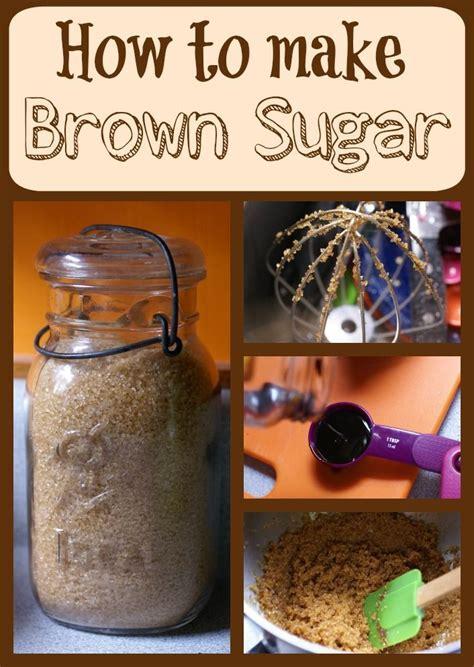 2 Die 4 Fresh Brown Sugar by Die Besten 25 Make Brown Sugar Ideen Auf Zimt