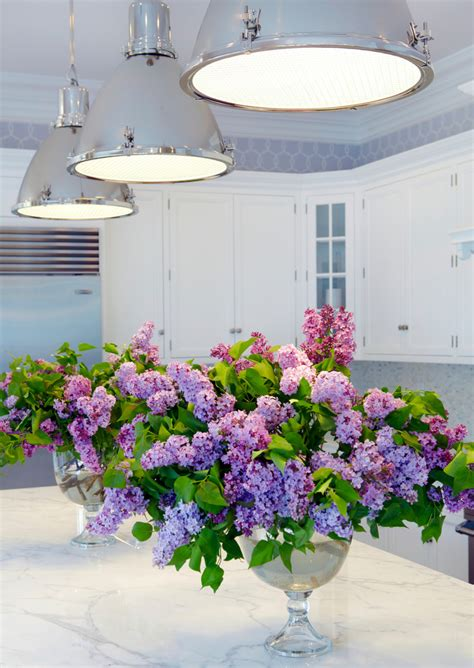 Flower Kitchen by Floral Feast Decorating Your Home With Flowers For