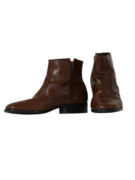 no label seventies vintage shoes 70s no label mens