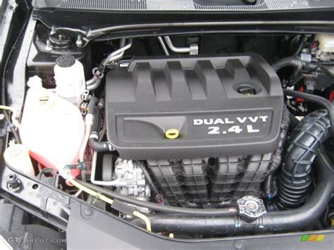 2 4 Liter Chrysler Engine by 2011 Chrysler 200 Touring 2 4 Liter Dohc 16 Valve Dual Vvt