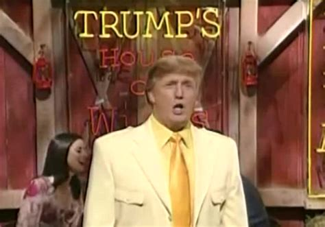 donald trump house of wings watch the long lost donald trump s house of wings sketch mediaite