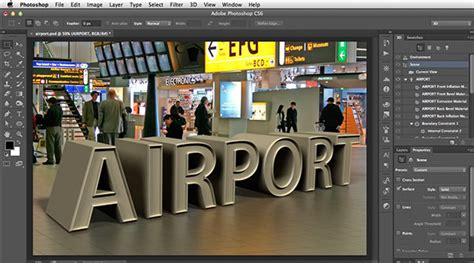 3d typography tutorial photoshop cs6 30 tutorials to help you master photoshop s 3d tools