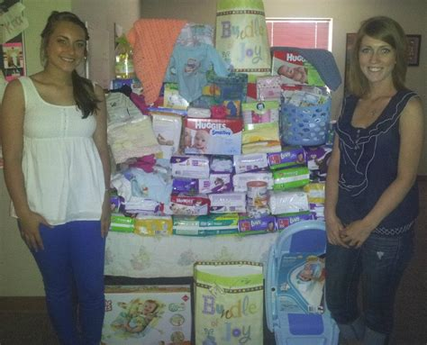 Richie Donates Baby Shower Gifts To Charity by Inheritance Adoptions Baby Shower