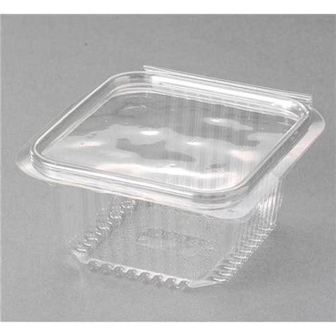 scatole trasparenti per alimenti vaschette pet 375 cc rettangolari pezzi 600
