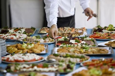 images of buffet tables how to hire a server or helper for your next