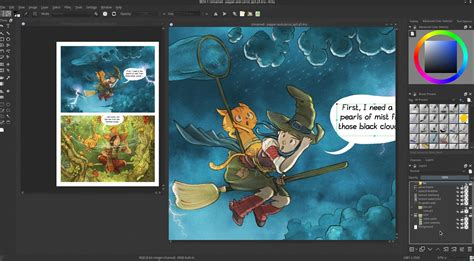 painting software krita 3 0 digital painting software will be ported to qt 5